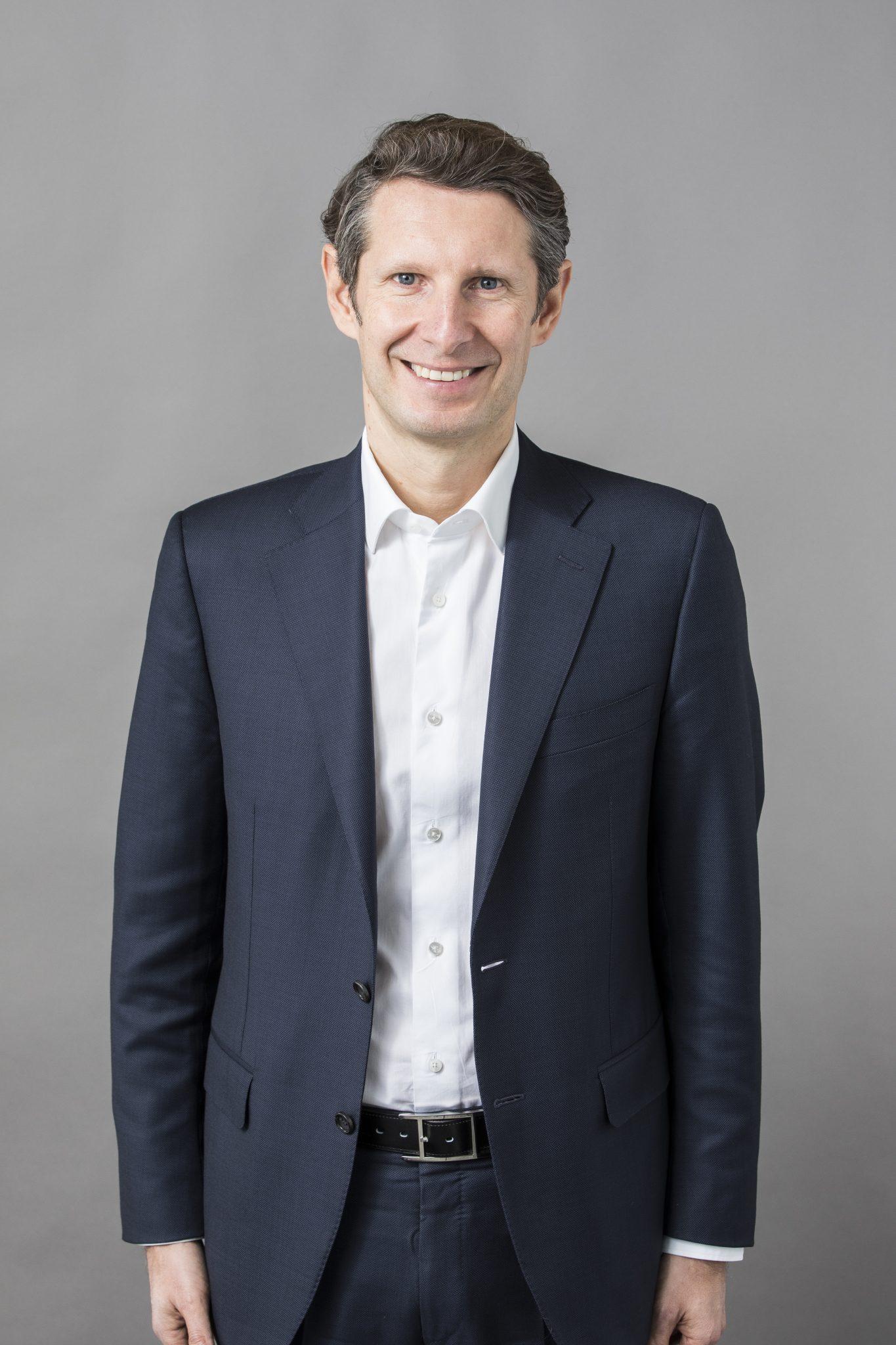 Max Chuard - new CEO on the way