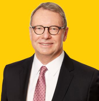 Suncorp CEO Michael Cameron
