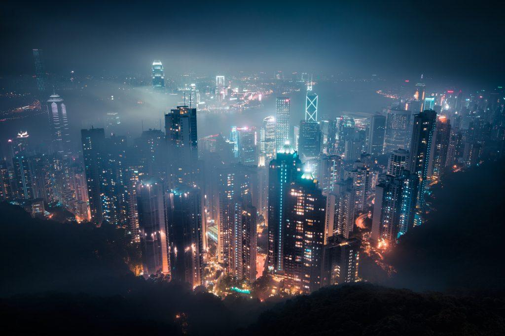 Challenger banks in Hong Kong