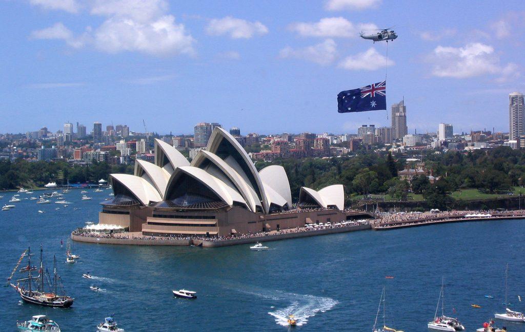 Australia visits UK to talk future of fintech