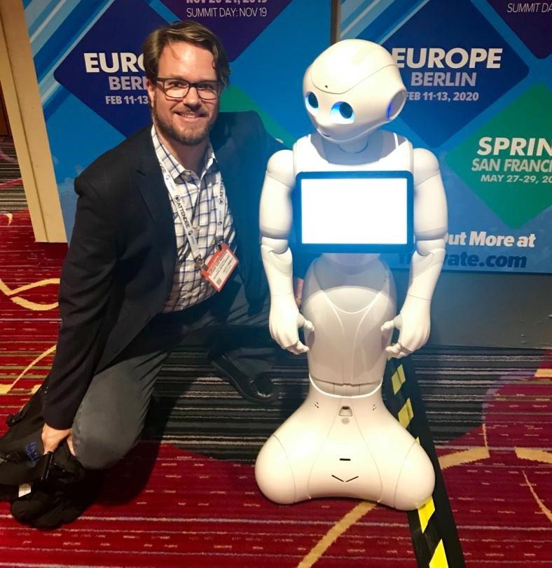 FinovateFall 2019: AI, ML, robotics and digital first