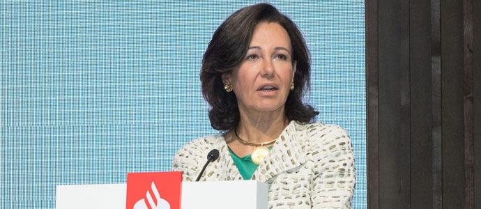 Santander's executive chairman, Anne Botín