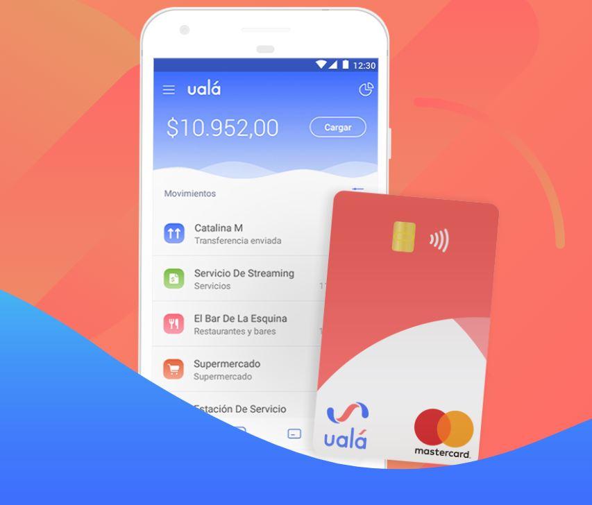 Ualá card and app