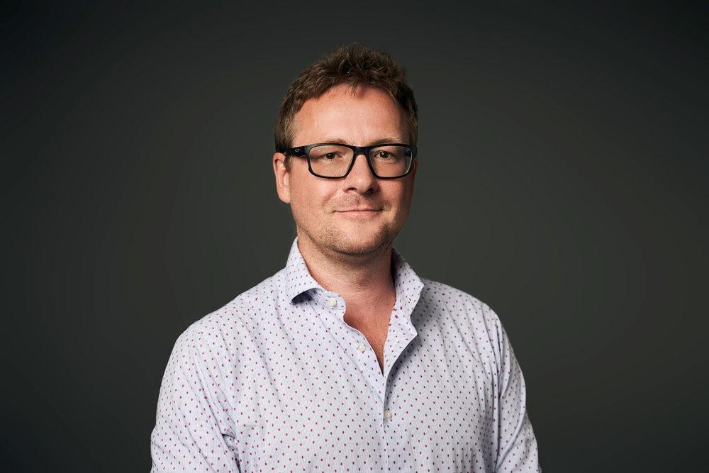Penta CEO Marko Wenthin