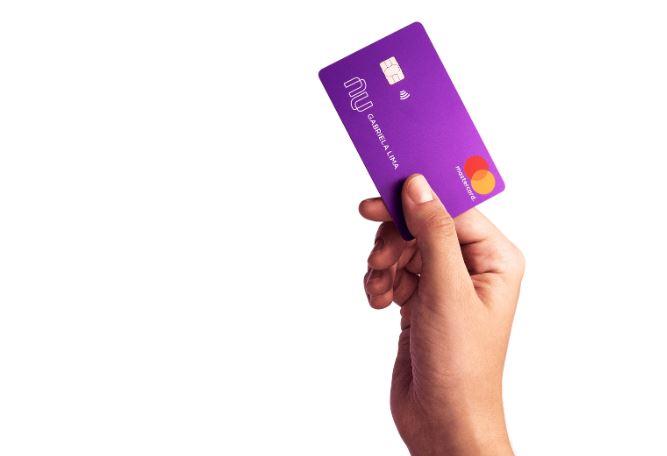 Nubank card