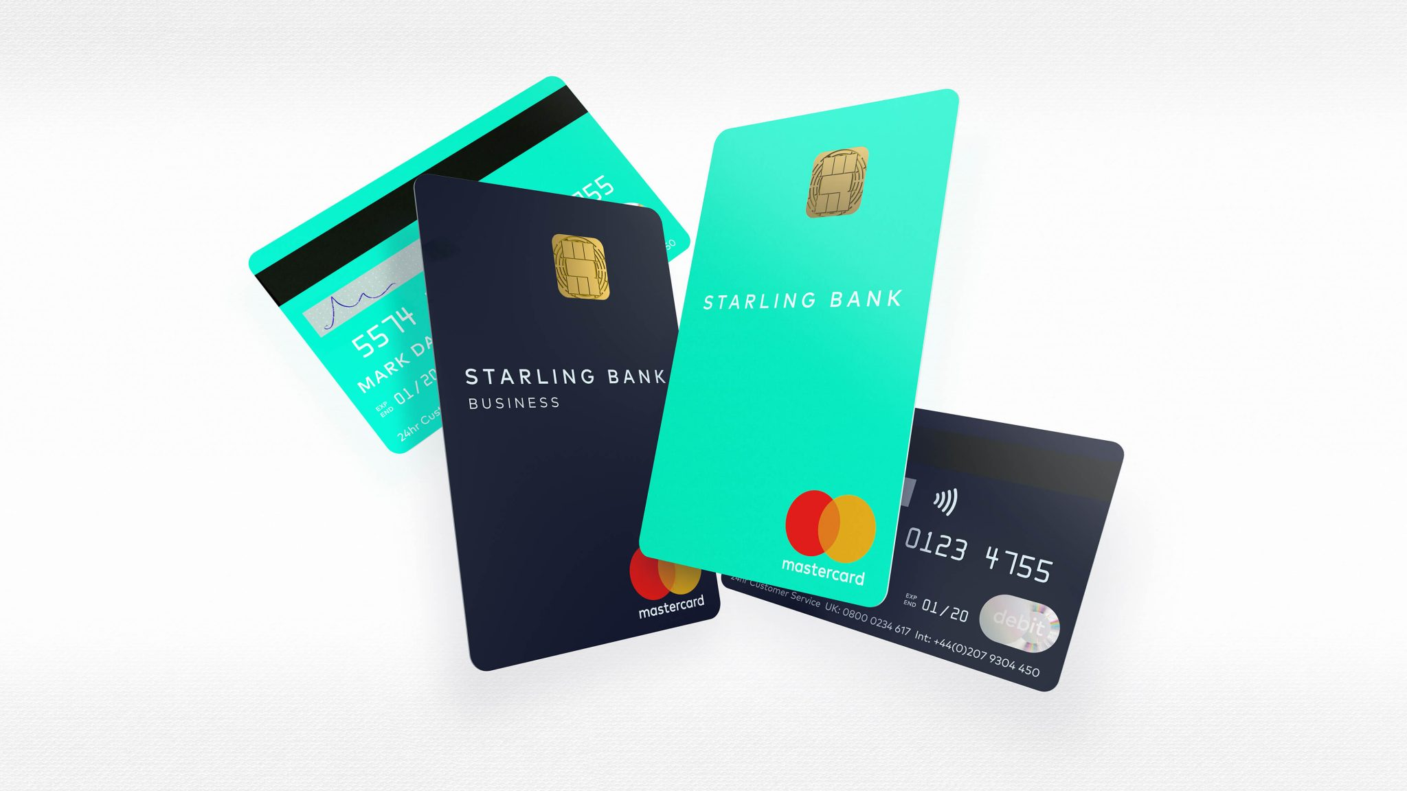 Starling cards