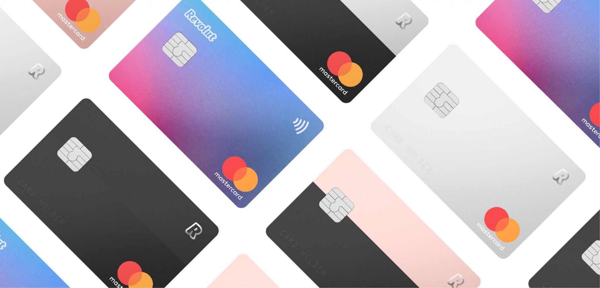 Revolut cards