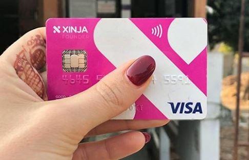 Xinja card