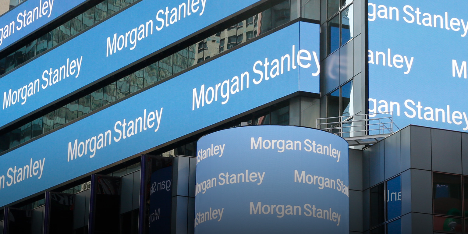 Morgan Stanley signs