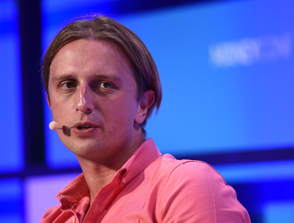 Nikolay Storonsky, founder and CEO of Revolut