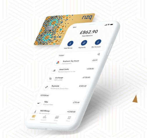 Rizq launches in UK as Sharia-compliant challenger bank