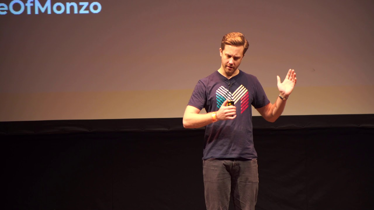 Monzo's co-founder Tom Blomfield