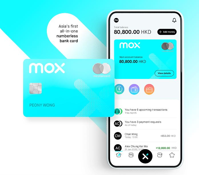 Standard Chartered launches Mox Bank in Hong Kong