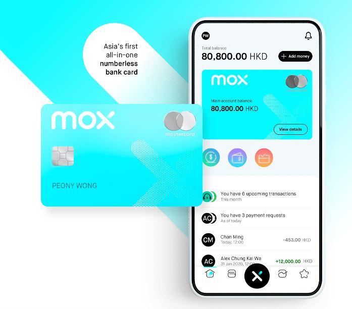 Standard Chartered unveils new Hong Kong challenger bank Mox