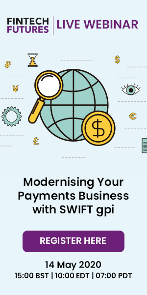 Modernising your payment business with SWIFT gpi