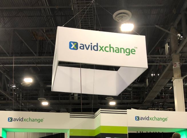 AvidXchange sign