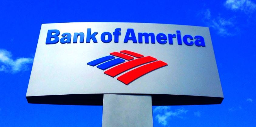 Bank of America logo for operational efficiency story