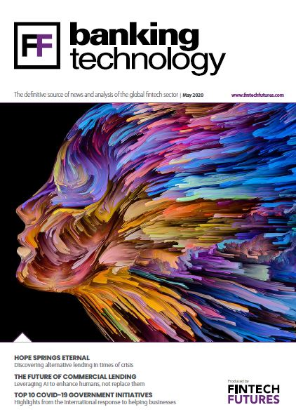 Banking Technology May issue out now