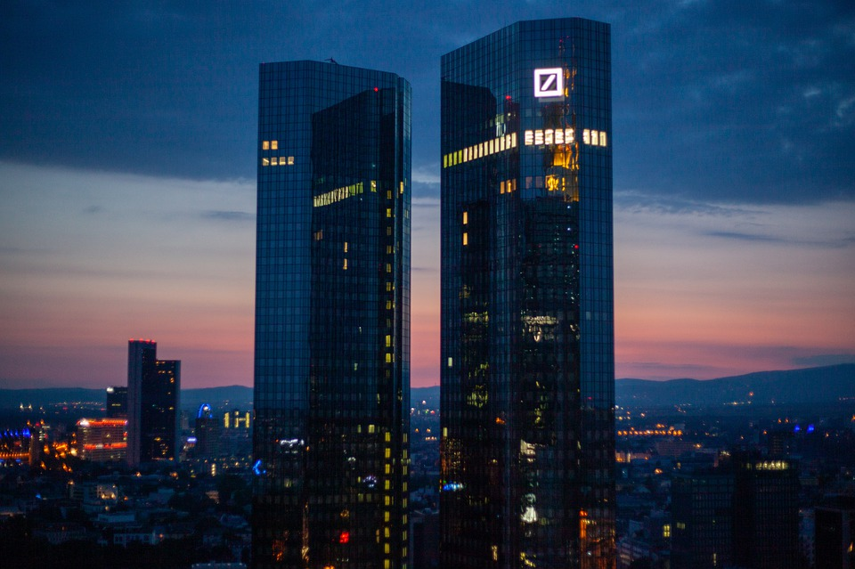 Deutsche bank towers