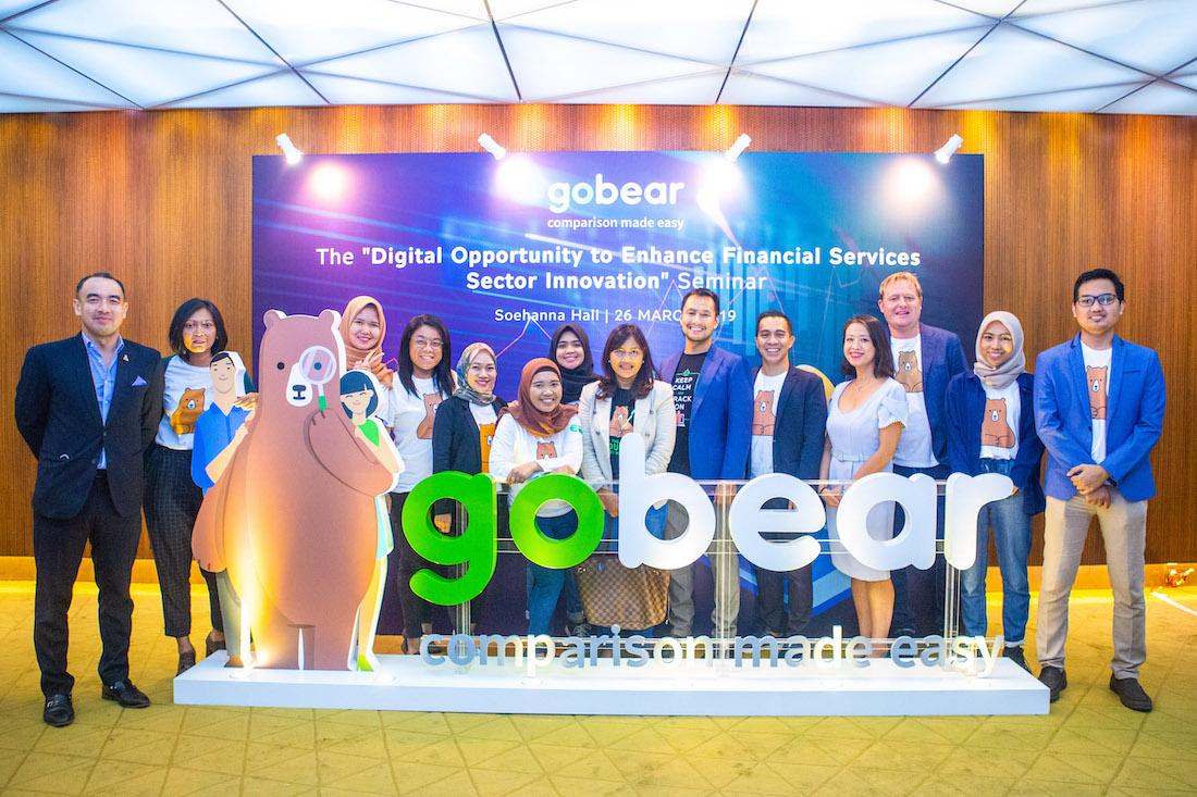 GoBear team