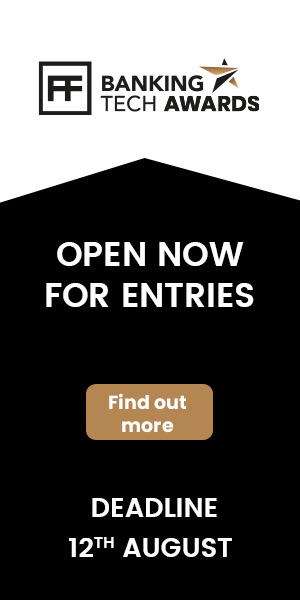 Banking Tech Awards 2020 now open for entries!