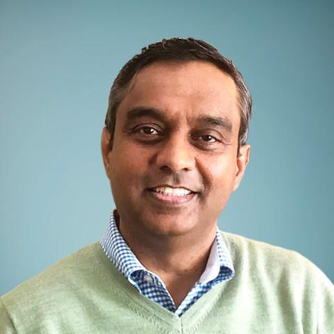 Headshot of Rahul Auradkar