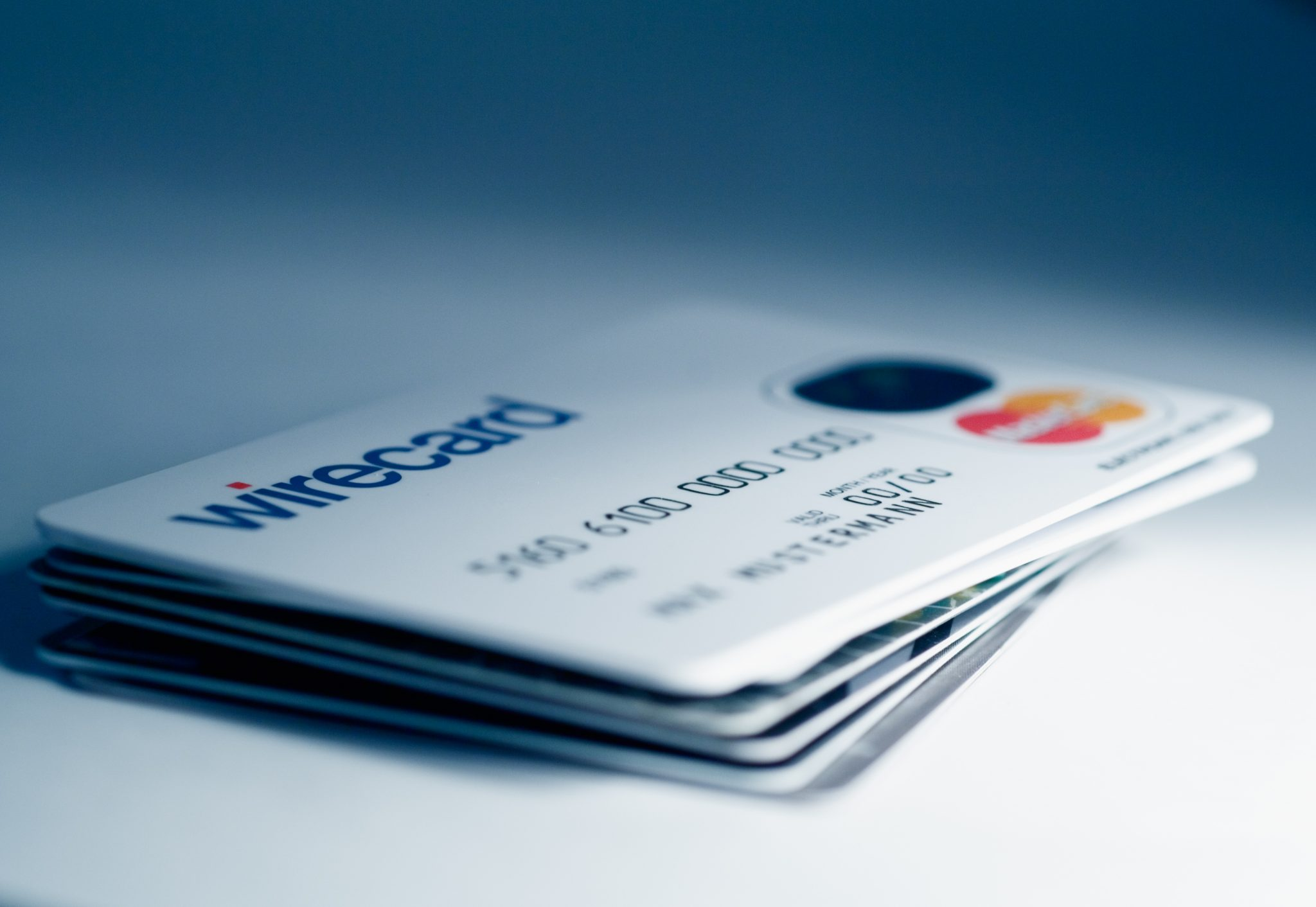 Wirecard cards