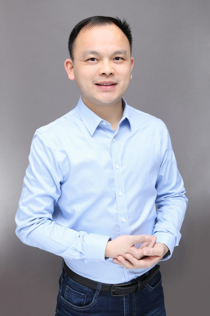 Bill Deng, co-founder and chief executive of Shanghai-based fintech XTransfer.
