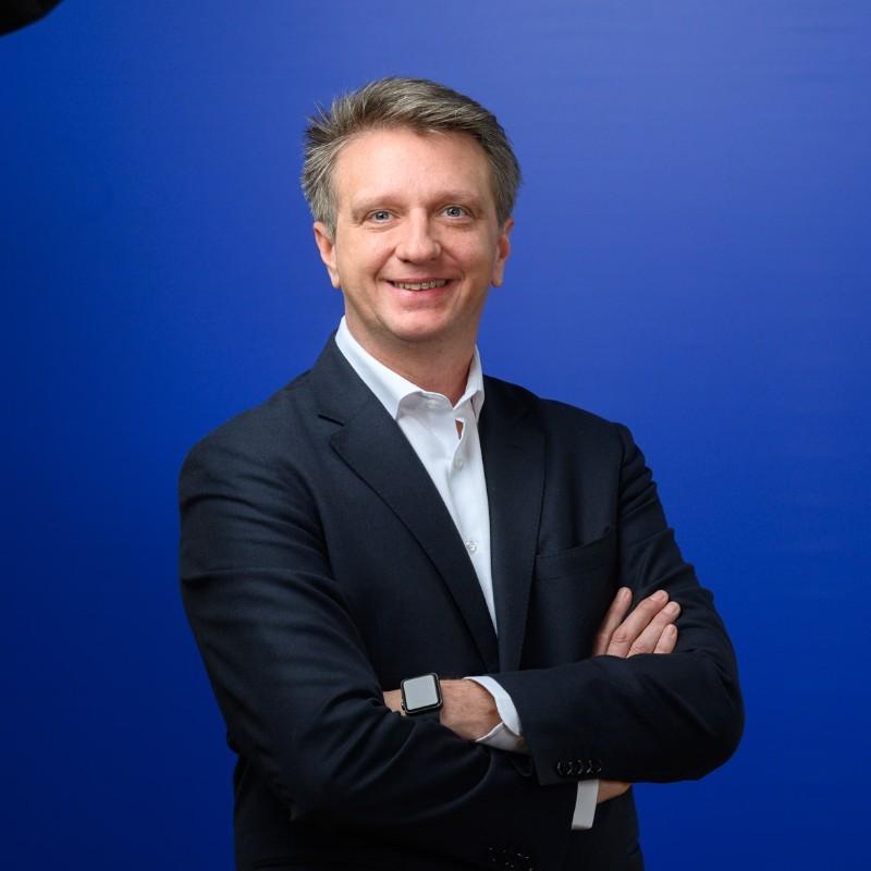 PBI CEO Federico Sforza