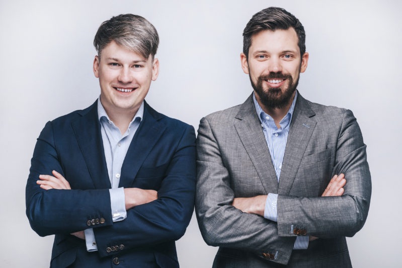 Planet42 co-founders