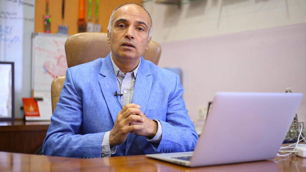 PolicyBazaar's chief executive officer (CEO), Yashish Dahiya,