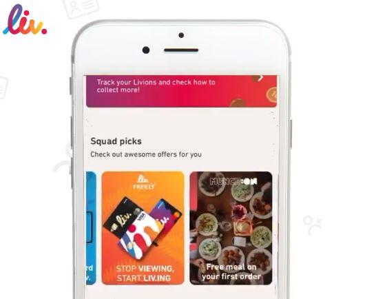 Liv app