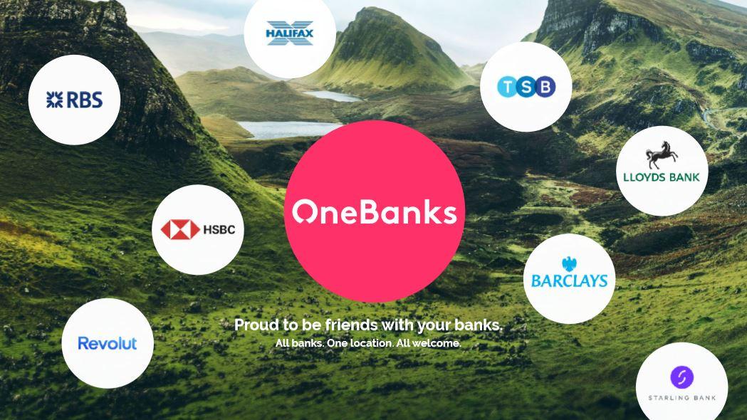 OneBanks advert
