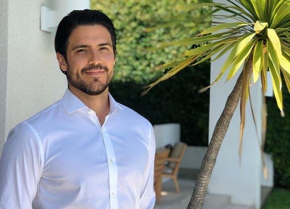 Crediverso's CEO and founder, Carlos Hernandez