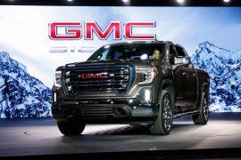 GM General Motors car and logo