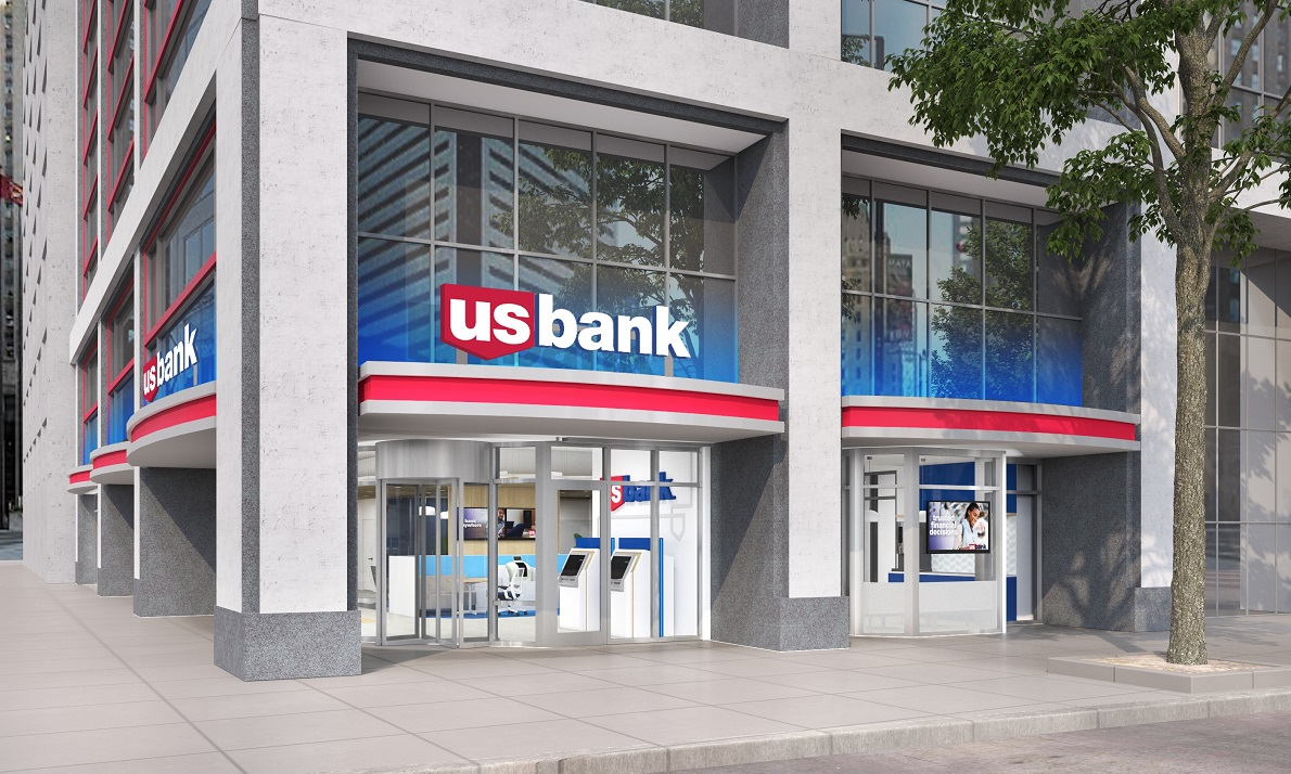 US Bank branch