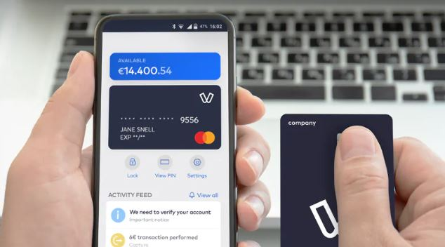 Viva Wallet advert