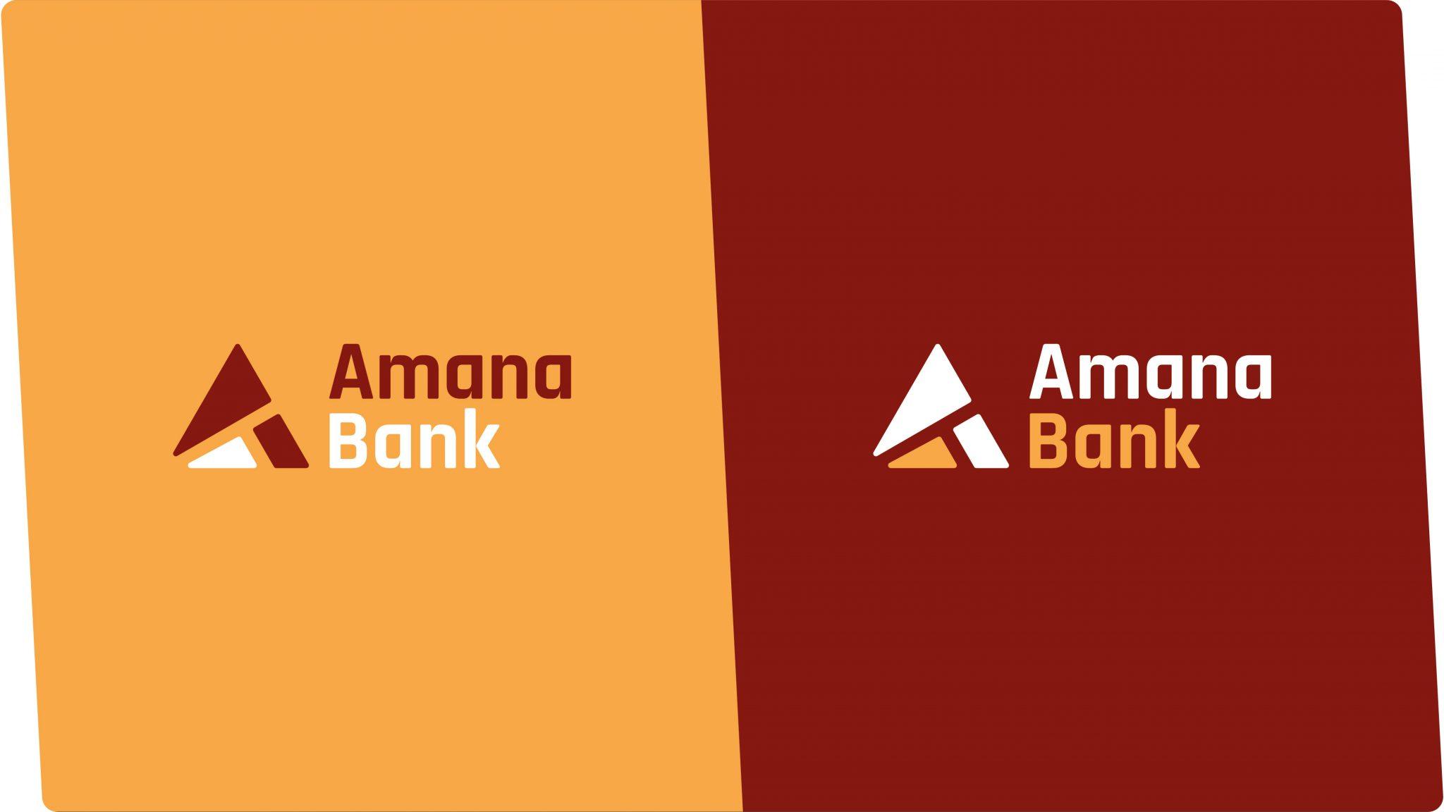 Amana Bank Logos