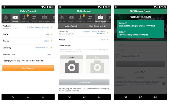 Citizens Bank App