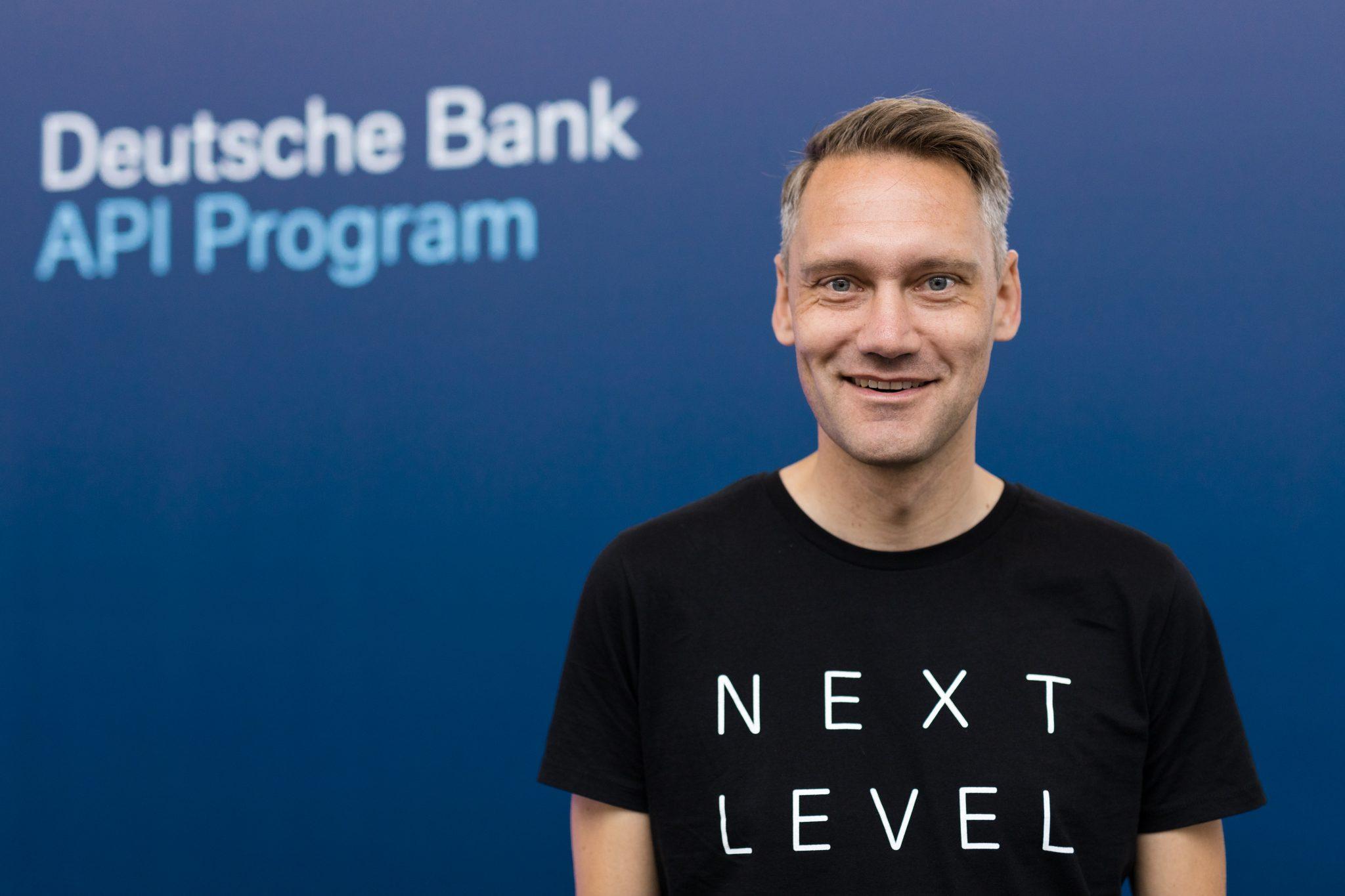 Deutsche Bank's Joris Hensen