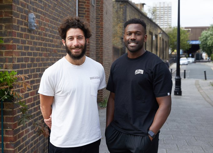 Cape's co-founders