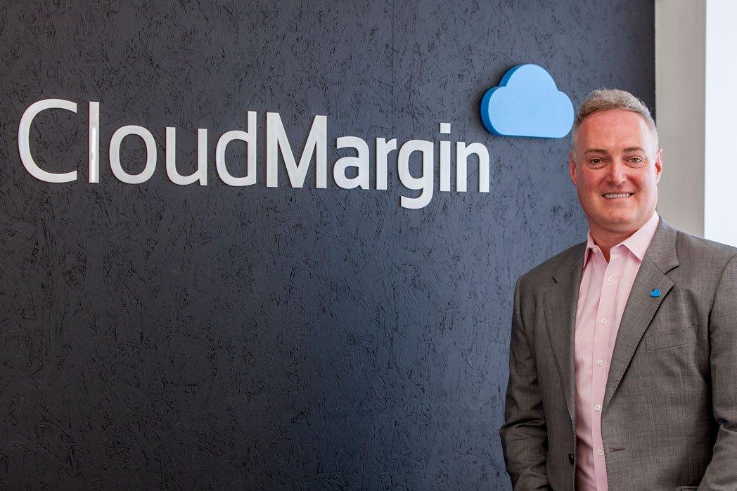 CloudMargin's CEO, Stuart Connolly
