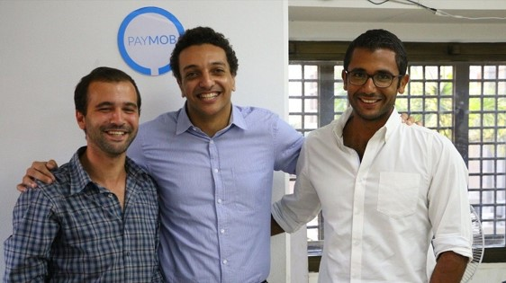 Paymob co-founders