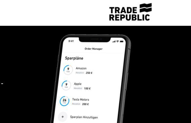 Trade Republic advert
