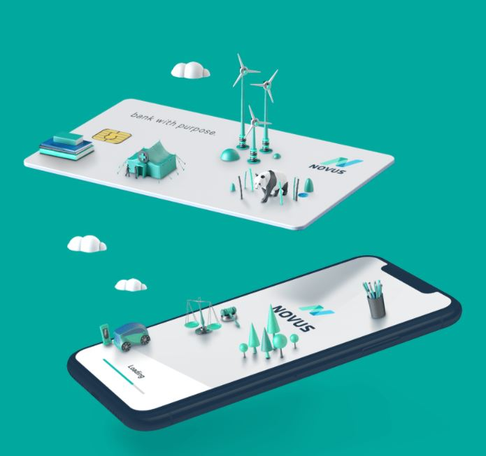 Sustainable banking app Novus launches website and waiting list - FinTech Futures