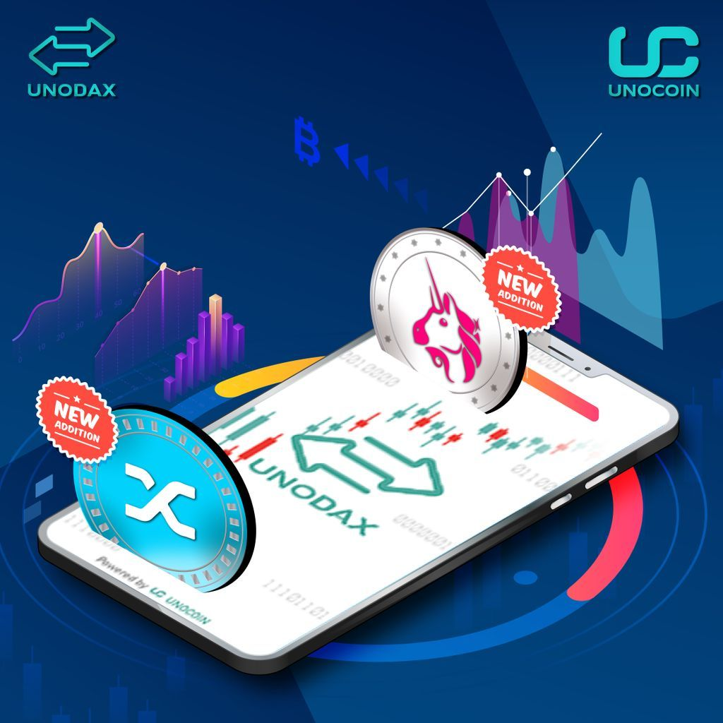 Unocoin tokens