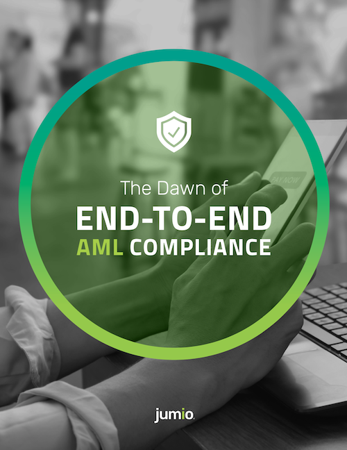 E-book: The dawn of end-to-end AML compliance
