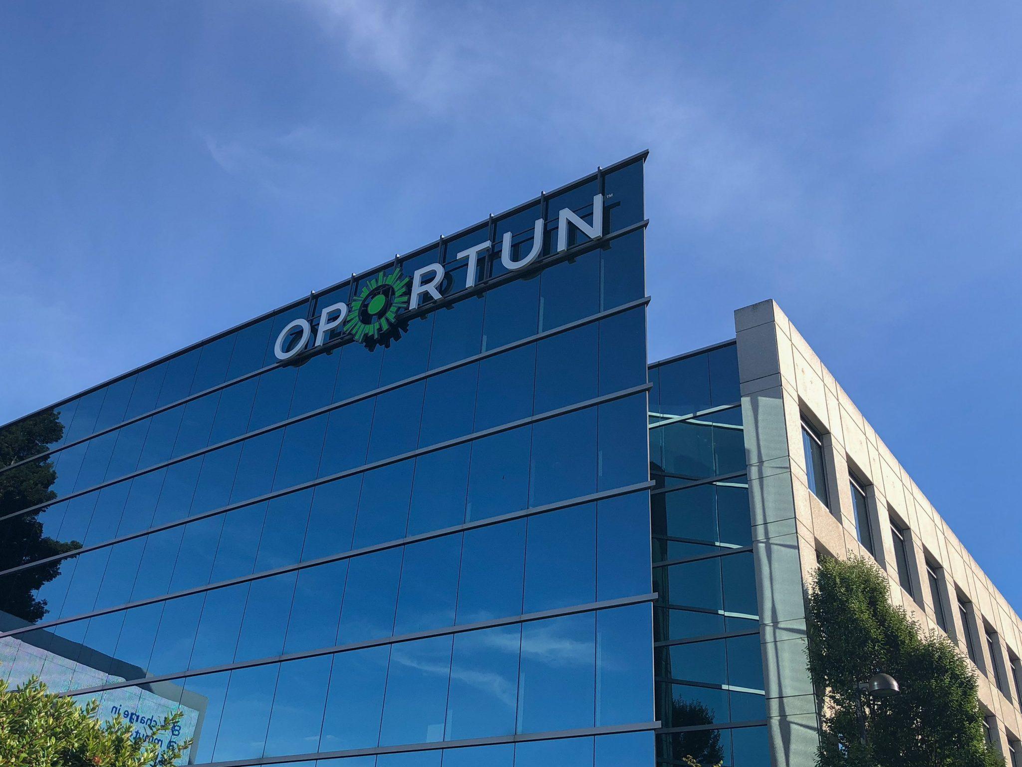Oportun building