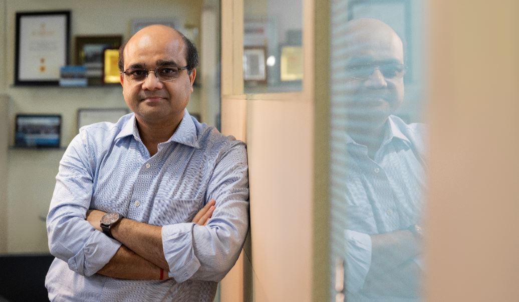PayNearby's CEO and founder, Anand Bajaj