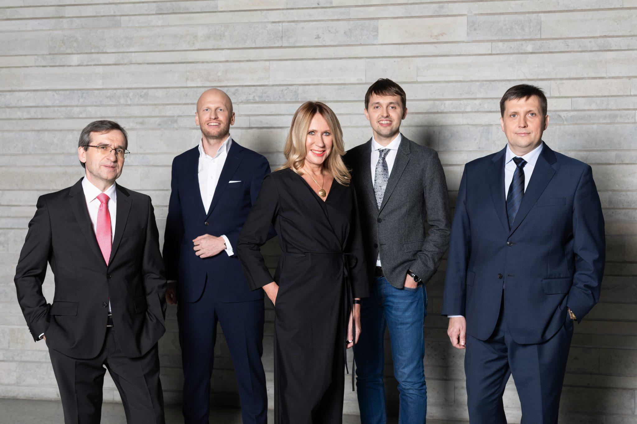 Modularbank team